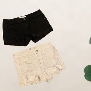LOT of RSQ jean shorts size 5